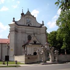 Kościół nawiedzenia NMP w Krasnobrodzie