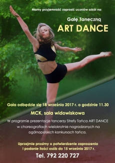 Gala Taneczna ART DANCE