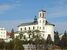 Bazylika mniejsza narodzenia NMP w Gorlicach