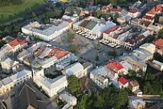 Stare Miasto w Krośnie