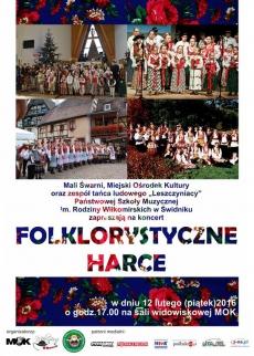 """Koncert """"Folklorystyczne Harce"""""""