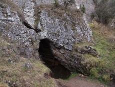 Jaskinia w Obłazowej
