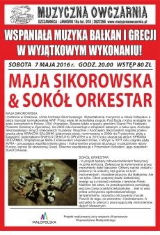 WEEKEND RODZINY SIKOROWSKICH Maja Sikorowska & Sokół Orkestar