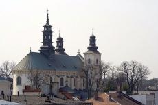 Barokowa Kolegiata w Brzozowie