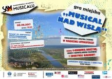 """Gra miejska """"Musical nad Wisłą"""""""