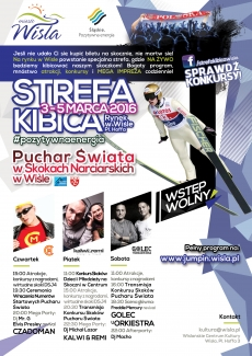 Puchar Świata 2016 - Strefa Kibica