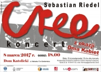 Koncert na Dzień Kobiet: Sebastian Riedel & Cree