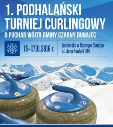 I Podhalański Turniej Curlingowy w Czarnym Dunajcu