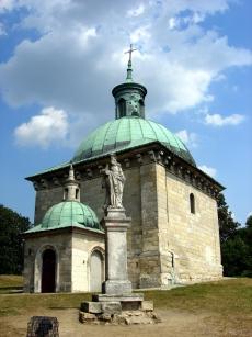 Kapliczka Św. Anny w Pińczowie