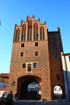 Brama Górna w Olsztynie