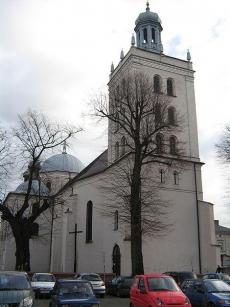 Kościół farny pw. św. Jadwigi Śląskiej