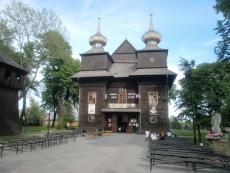 Kościół Zwiastowania NMP w Tomaszowie Lubelskim