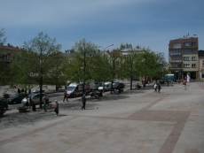 Rynek w Gorlicach