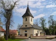 Kościół sw. Wawrzyńca w Radziszowie