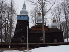 Cerkiew greckokatolicka pw. Opieki Bogurodzicy w Bielance