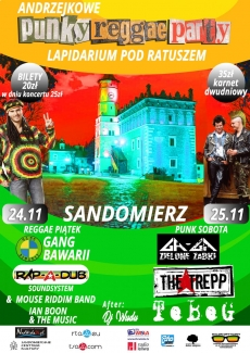 Andrzejkowe Punky & Reggae Party
