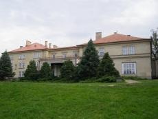 Pałac Sanguszków w Gumniskach