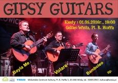 Koncert Gipsy Guitars