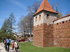 Baszta w Olkuszu