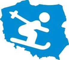 Trasa narciarska na Przełęczy Kocierskiej