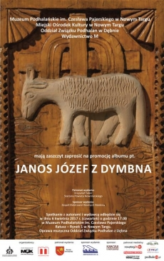 Promocja albumu pt. JANOS JÓZEF Z DYMBNA