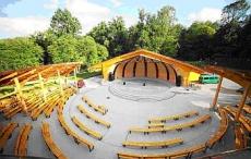 Amfiteatr w Rabce Zdrój