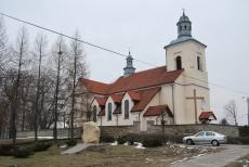 Kościół pw. św. Jana Chrzciciela w Chrzanowie