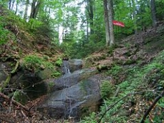 Wodospad Trzy Wody