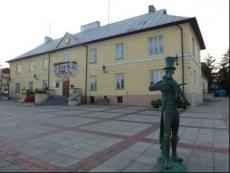 Ratusz w Szczebrzeszynie